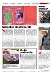 Titelbild der Ausgabe 40/2020 von Tipps & Tricks: Schneller einsatzbereit. Zeitschriften als Abo oder epaper bei United Kiosk online kaufen.