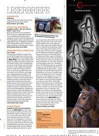Titelbild der Ausgabe 60/2018 von LESERBRIEFE. Zeitschriften als Abo oder epaper bei United Kiosk online kaufen.