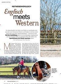 Titelbild der Ausgabe 60/2018 von REITWEISENVERGLEICH: Englisch meets Western. Zeitschriften als Abo oder epaper bei United Kiosk online kaufen.