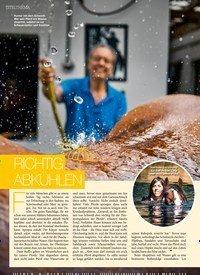 Titelbild der Ausgabe 70/2018 von RICHTIG ABKÜHLEN. Zeitschriften als Abo oder epaper bei United Kiosk online kaufen.