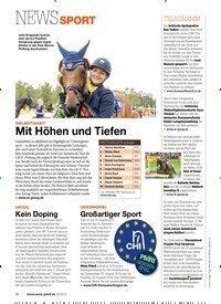 Titelbild der Ausgabe 80/2018 von GEWINNSPIEL: Großartiger Sport. Zeitschriften als Abo oder epaper bei United Kiosk online kaufen.