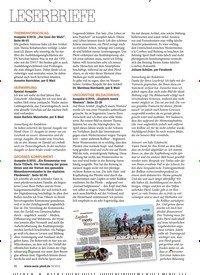 Titelbild der Ausgabe 80/2018 von LESERBRIEFE. Zeitschriften als Abo oder epaper bei United Kiosk online kaufen.