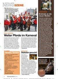 Titelbild der Ausgabe 90/2018 von NEWS SZENE. Zeitschriften als Abo oder epaper bei United Kiosk online kaufen.