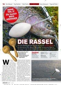 Titelbild der Ausgabe 40/2018 von SERIE: TEIL IV: Die besten BISSANZEIGER: DIE RASSEL. Zeitschriften als Abo oder epaper bei United Kiosk online kaufen.