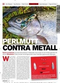 Titelbild der Ausgabe 60/2019 von PERLMUTT CONTRA METALL. Zeitschriften als Abo oder epaper bei United Kiosk online kaufen.