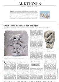 Titelbild der Ausgabe 3/2019 von Dem Teufel näher als den Heiligen. Zeitschriften als Abo oder epaper bei United Kiosk online kaufen.
