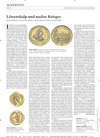 Titelbild der Ausgabe 16/2019 von Löwenskalp und nackte Krieger. Zeitschriften als Abo oder epaper bei United Kiosk online kaufen.