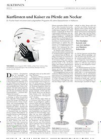 Titelbild der Ausgabe 16/2019 von Kurfürsten und Kaiser zu Pferde am Neckar. Zeitschriften als Abo oder epaper bei United Kiosk online kaufen.
