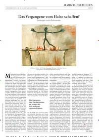 Titelbild der Ausgabe 18/2019 von MARKTGESCHEHEN: Das Vergangene vom Halse schaffen?. Zeitschriften als Abo oder epaper bei United Kiosk online kaufen.