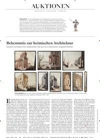 Titelbild der Ausgabe 18/2019 von Bekenntnis zur heimischen Architektur. Zeitschriften als Abo oder epaper bei United Kiosk online kaufen.
