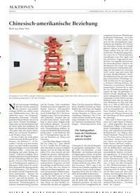 Titelbild der Ausgabe 18/2019 von Chinesisch-amerikanische Beziehung. Zeitschriften als Abo oder epaper bei United Kiosk online kaufen.