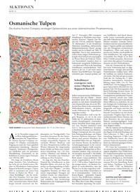 Titelbild der Ausgabe 18/2019 von Osmanische Tulpen. Zeitschriften als Abo oder epaper bei United Kiosk online kaufen.