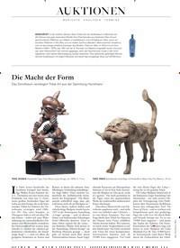 Titelbild der Ausgabe 2/2020 von Die Macht der Form. Zeitschriften als Abo oder epaper bei United Kiosk online kaufen.