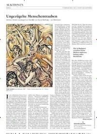 Titelbild der Ausgabe 2/2020 von Ungezügelte Menschentrauben. Zeitschriften als Abo oder epaper bei United Kiosk online kaufen.