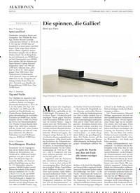 Titelbild der Ausgabe 2/2020 von Die spinnen, die Gallier!. Zeitschriften als Abo oder epaper bei United Kiosk online kaufen.