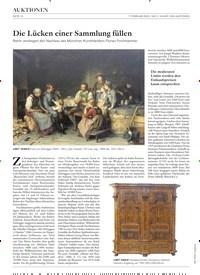 Titelbild der Ausgabe 2/2020 von Die Lücken einer Sammlung füllen. Zeitschriften als Abo oder epaper bei United Kiosk online kaufen.