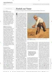 Titelbild der Ausgabe 3/2020 von Zurück zur Natur. Zeitschriften als Abo oder epaper bei United Kiosk online kaufen.