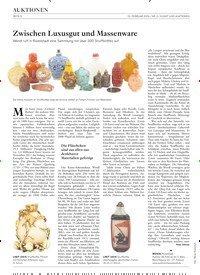 Titelbild der Ausgabe 3/2019 von Zwischen Luxusgut und Massenware. Zeitschriften als Abo oder epaper bei United Kiosk online kaufen.