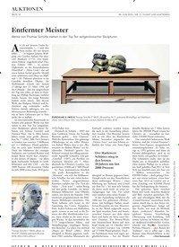 Titelbild der Ausgabe 11/2019 von Entfernter Meister. Zeitschriften als Abo oder epaper bei United Kiosk online kaufen.