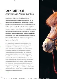 Titelbild der Ausgabe 7/2019 von REPORT FUTTER: Der Fall Rosi. Zeitschriften als Abo oder epaper bei United Kiosk online kaufen.