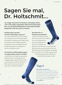 Titelbild der Ausgabe 8/2019 von Sagen Sie mal, Dr. Holtschmit…. Zeitschriften als Abo oder epaper bei United Kiosk online kaufen.