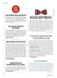 Titelbild der Ausgabe 3/2020 von AKTUELL: NEWS RUND UM DEN HUND. Zeitschriften als Abo oder epaper bei United Kiosk online kaufen.