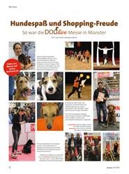 Titelbild der Ausgabe 3/2020 von AKTUELL: Empfehlungen der Redaktion: Hundespaß und Shopping-Freude. Zeitschriften als Abo oder epaper bei United Kiosk online kaufen.