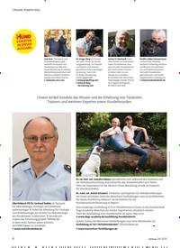 Titelbild der Ausgabe 4/2020 von UNSERE KOMPETENZ. Zeitschriften als Abo oder epaper bei United Kiosk online kaufen.