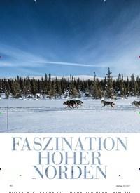 Titelbild der Ausgabe 2/2021 von FASZINATION HOHER NORDEN. Zeitschriften als Abo oder epaper bei United Kiosk online kaufen.
