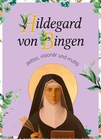 Titelbild der Ausgabe 5/2019 von Hildegard von Bingen. Zeitschriften als Abo oder epaper bei United Kiosk online kaufen.