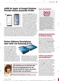 Titelbild der Ausgabe 1/2019 von Bunt: ZAHL DES MONATS. Zeitschriften als Abo oder epaper bei United Kiosk online kaufen.