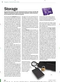 Titelbild der Ausgabe 2/2019 von Technik-Trends 2019: Storage. Zeitschriften als Abo oder epaper bei United Kiosk online kaufen.