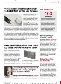 Titelbild der Ausgabe 3/2019 von Bunt: MehreZAHL DES MONATS. Zeitschriften als Abo oder epaper bei United Kiosk online kaufen.