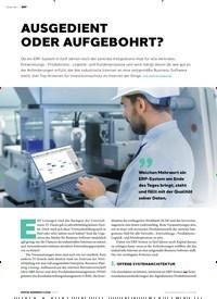 Titelbild der Ausgabe 6/2019 von AUSGEDIENT ODER AUFGEBOHRT?. Zeitschriften als Abo oder epaper bei United Kiosk online kaufen.
