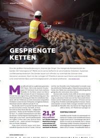Titelbild der Ausgabe 1/2020 von GESPRENGTE KETTEN. Zeitschriften als Abo oder epaper bei United Kiosk online kaufen.
