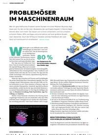 Titelbild der Ausgabe 1/2020 von PROBLEMÖSER IM MASCHINENRAUM. Zeitschriften als Abo oder epaper bei United Kiosk online kaufen.