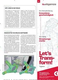 Titelbild der Ausgabe 7/2020 von CT CoreTechnologie: INNOVATIVE 3D-DRUCK-SOFTWARE. Zeitschriften als Abo oder epaper bei United Kiosk online kaufen.