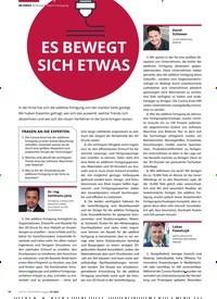 Titelbild der Ausgabe 7/2020 von ES BEWEGT SICH ETWAS. Zeitschriften als Abo oder epaper bei United Kiosk online kaufen.