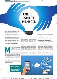 Titelbild der Ausgabe 1/2021 von Digitale Infrastruktur im Baukasten: ENERGIE SMART MANAGEN. Zeitschriften als Abo oder epaper bei United Kiosk online kaufen.
