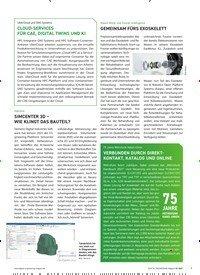 Titelbild der Ausgabe 1/2021 von Siemens: SIMCENTER 3D - WIE KLINGT DAS BAUTEIL?. Zeitschriften als Abo oder epaper bei United Kiosk online kaufen.