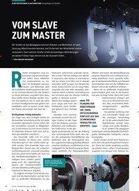Titelbild der Ausgabe 1/2021 von Einkauftipps für Greifer: VOM SLAVE ZUM MASTER. Zeitschriften als Abo oder epaper bei United Kiosk online kaufen.
