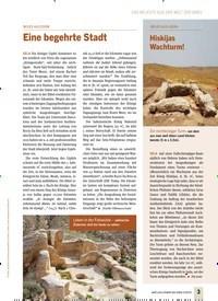 Titelbild der Ausgabe 3/2019 von NEUES AUS EDOM: Eine begehrte Stadt. Zeitschriften als Abo oder epaper bei United Kiosk online kaufen.
