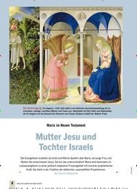 Titelbild der Ausgabe 4/2019 von Maria im Neuen Testament: Mutter Jesu und Tochter Israels. Zeitschriften als Abo oder epaper bei United Kiosk online kaufen.