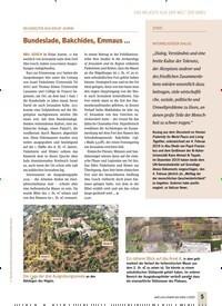 Titelbild der Ausgabe 1/2020 von NEUIGKEITEN AUS KIRJAT JEARIM: Bundeslade, Bakchides, Emmaus …. Zeitschriften als Abo oder epaper bei United Kiosk online kaufen.