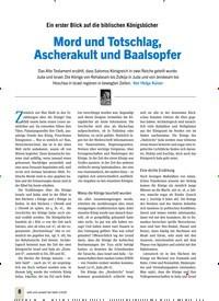 Titelbild der Ausgabe 2/2020 von Mord und Totschlag, Ascherakult und Baalsopfer. Zeitschriften als Abo oder epaper bei United Kiosk online kaufen.