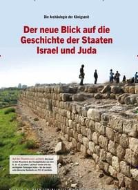 Titelbild der Ausgabe 2/2020 von Der neue Blick auf die Geschichte der Staaten Israel und Juda. Zeitschriften als Abo oder epaper bei United Kiosk online kaufen.