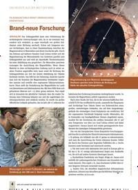 Titelbild der Ausgabe 4/2020 von PALÄOMAGNETISMUS BRINGT ÜBERRASCHENDE ERKENNTNISSE: Brand-neue Forschung. Zeitschriften als Abo oder epaper bei United Kiosk online kaufen.