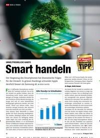 Titelbild der Ausgabe 7/2018 von UMWELTFREUNDLICHE HANDYS: Smart handeln. Zeitschriften als Abo oder epaper bei United Kiosk online kaufen.