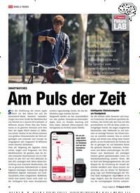 Titelbild der Ausgabe 9/2018 von Future LAB: SMARTWATCHES: Am Puls der Zeit. Zeitschriften als Abo oder epaper bei United Kiosk online kaufen.