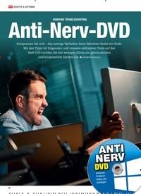 Titelbild der Ausgabe 6/2019 von WINDOWS TROUBLESHOOTING: Anti-Nerv-DVD. Zeitschriften als Abo oder epaper bei United Kiosk online kaufen.